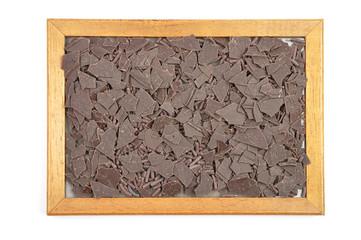Schokoladensplitter