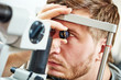Ophthalmology eyesight examination - 79966963