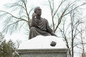 Памятник Г.Р.Державину