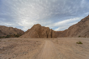 Red Sea Mountains