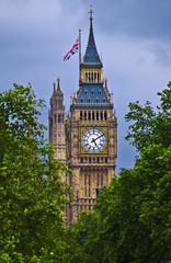 Hora del té - Big Ben