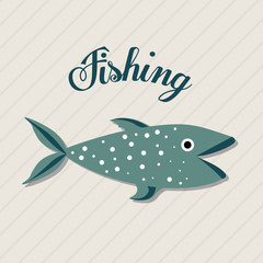 Fishing club design