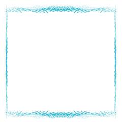 stift rahmen blau zeichnen malen