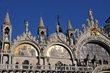 Basilica di San Marco balconata