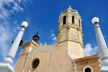 Cathedral of Sitges, Spain