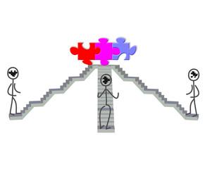 farklı görüşlerin bir araya gelmesi