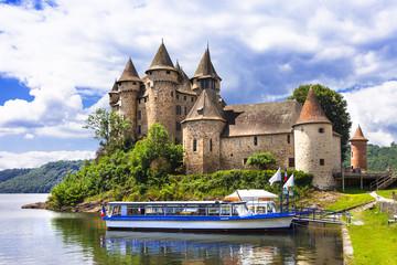 Chteau de Val - impressive medieval castles of France series