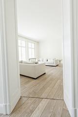 Deutschland, Berlin, Modernes Wohnzimmer