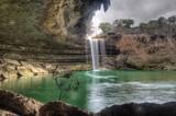 Fototapety Hamilton Pool, Texas
