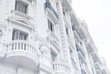 edles Haus in Spanien  - Hausfassade