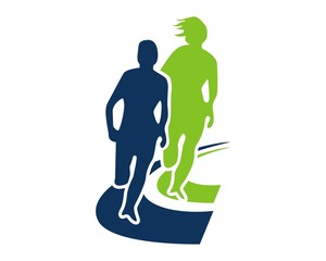 health run logo