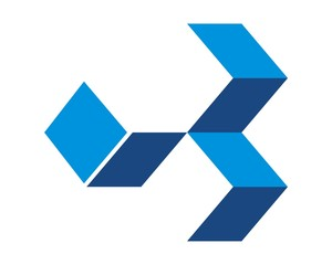 blue box financial logo