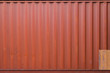 Leinwandbild Motiv Cargo containers