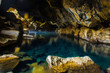 Iceland - Myvatn - Hot pool in cave - 79995905