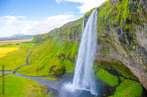 Seljalandsfoss - Iceland - 79996908