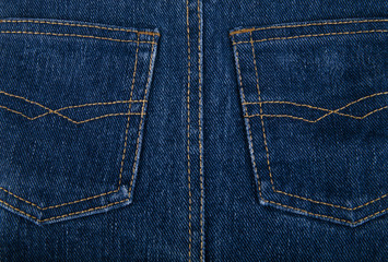 pockets on jeans