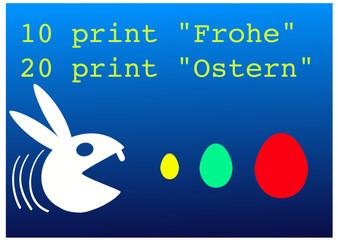 Osterwünsche - Basic