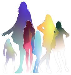 frauen mode farben