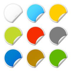 Pastilles de couleur