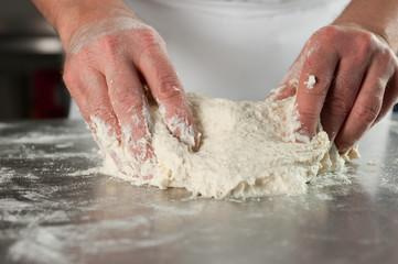 lavorazione in panetteria