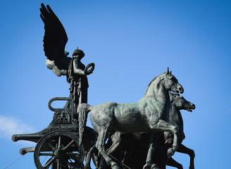 Rome Architecture Sculpture Detail