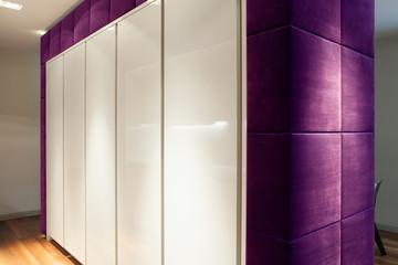 Modern designed wardrobe