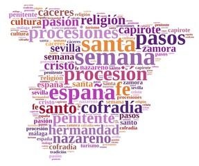 Holy Week in Spain.