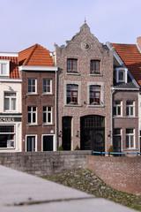 historische niederländische architektur