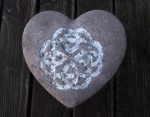 Keltisches Herz