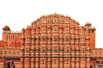 Hawa Mahal, Palace of the Winds in India