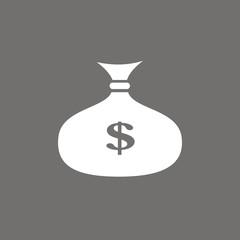 Icono saco dinero FO