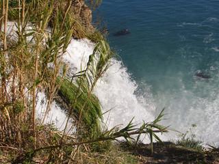 chute eau antalya