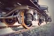 vintage train - 80011909