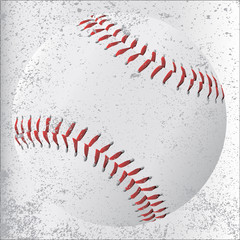 Grunge Baseball