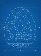 Easter Egg Blueprint