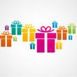 Zdjęcia na płótnie, fototapety, obrazy : cadeaux