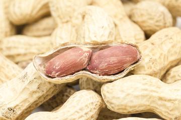 Peanut Baked Closeup