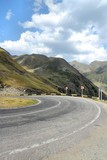 Romania mountain road - Transfagarasan Route