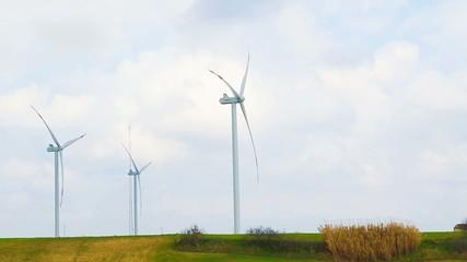 wind energy turbines renewable electric energy