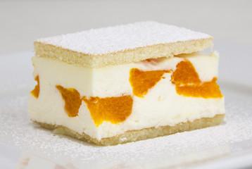 Mandarinen Obers Kuchen