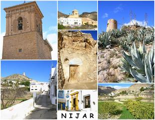 Nijar en Andalousie