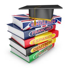 language textbooks