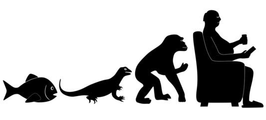 real evolution