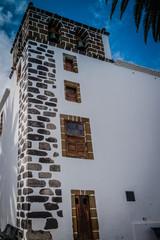 Kirche San Andres La Palma Kanarische Inseln