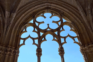 Arco cisterciense