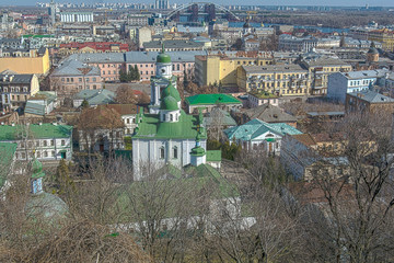 Киев . Флоровский монастырь