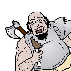 Eat barbarian
