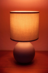 Lampwith moody light