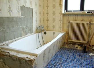 Altes Bad wird renoviert