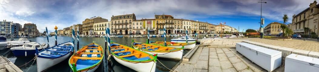 Sète, Languedoc